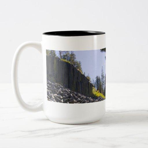Devils Postpile Mug