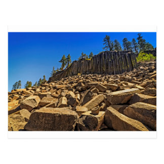 Devil's Postpile National Monument Postcard