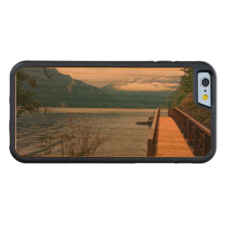 Devils Punch Bowl Olympic National Park Carved® Cherry iPhone 6 Bumper Case