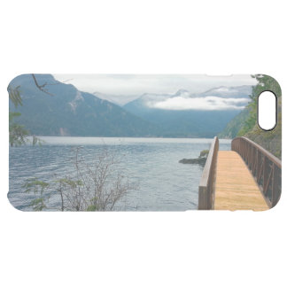 Devils Punch Bowl Olympic National Park Clear iPhone 6 Plus Case
