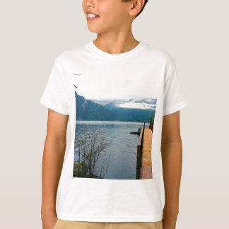 Devils Punch Bowl Olympic National Park T-Shirt