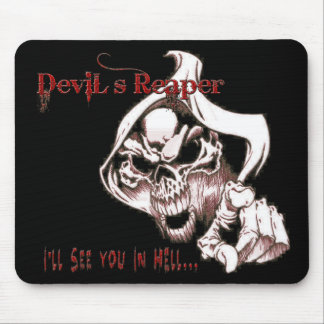 Devil's Reaper Mousepads
