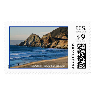 Devil's Slide Postage