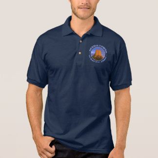 Devils Tower 3 Polo Shirt
