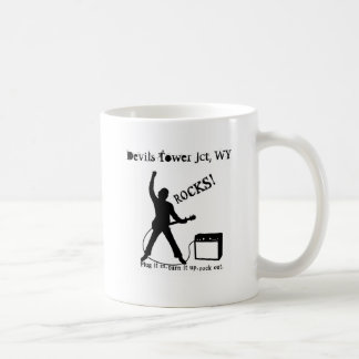 Devils Tower Jct, WY Classic White Coffee Mug