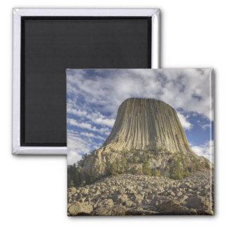 Devils Tower National Monument 2 Magnet