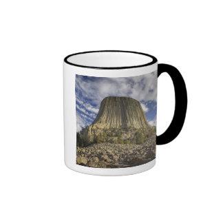 Devils Tower National Monument 2 Ringer Coffee Mug