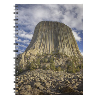Devils Tower National Monument 2 Notebook