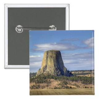 Devils Tower National Monument 3 Button