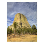 Devils Tower National Monument 4 Post Cards