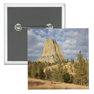 Devils Tower National Monument Button