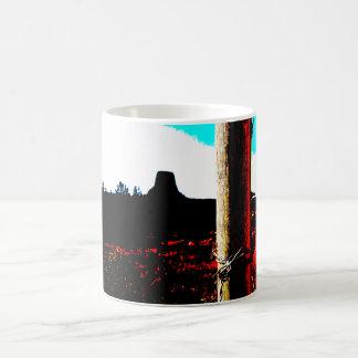 Devils Tower National Monument Coffee Mug