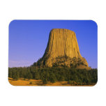 Devils Tower National Monument in Wyoming Magnets