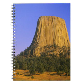 Devils Tower National Monument in Wyoming Notebook