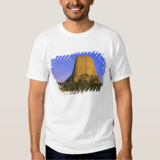 Devils Tower National Monument in Wyoming T-Shirt