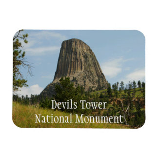 Devils Tower National Monument Magnet