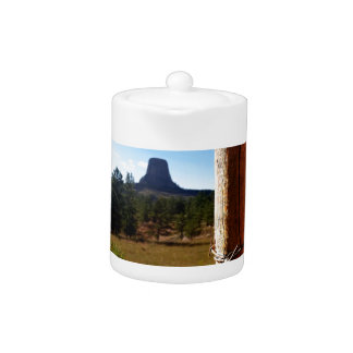 Devils Tower National Monument Teapot