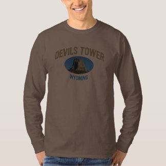Devils Tower National Monument Tee Shirt