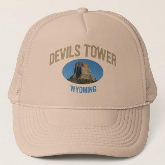 Devils Tower National Monument Trucker Hat