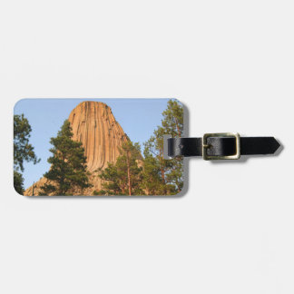 Devils Tower National Monument, Wyoming Bag Tags