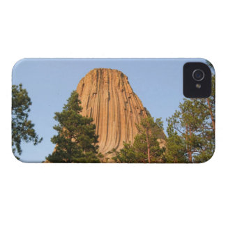 Devils Tower National Monument, Wyoming iPhone 4 Cover