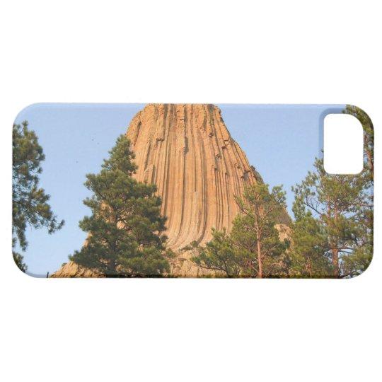 Devils Tower National Monument, Wyoming iPhone SE/5/5s Case