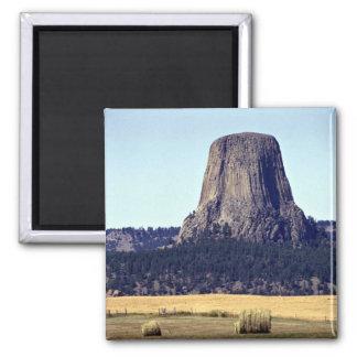 Devil's Tower National Monument, Wyoming Fridge Magnets
