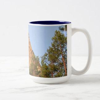 Devils Tower National Monument Wyoming Coffee Mug