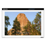 """Devils Tower National Monument, Wyoming Skins For 17"""" Laptops"""