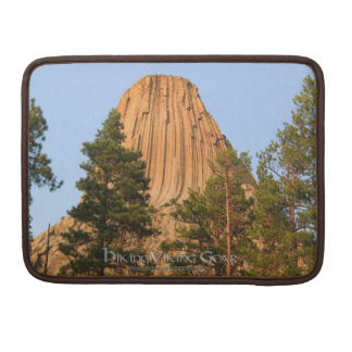 Devils Tower National Monument, Wyoming Sleeves For MacBook Pro