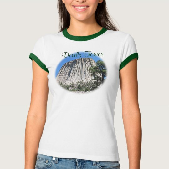 Devils Tower, Wyoming T-Shirt