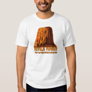 DEVILS TOWER WYOMING T-Shirt