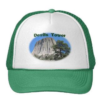 Devils Tower, Wyoming Trucker Hat