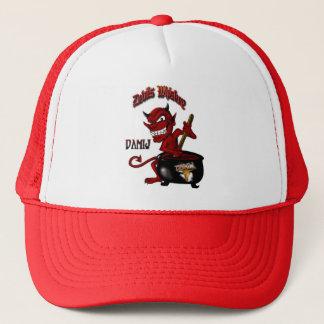 Devils Whiskey  Hat RED