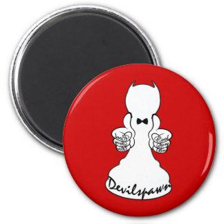 Devilspawn 2 Inch Round Magnet
