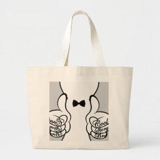 Devilspawn Jumbo Tote Bag