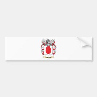 Devine Coat of Arms Car Bumper Sticker