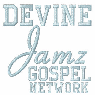 Devine Jamz Gospel Network Embroidered Jackets
