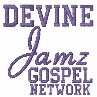 Devine Jamz Gospel Network Embroidered Shirt