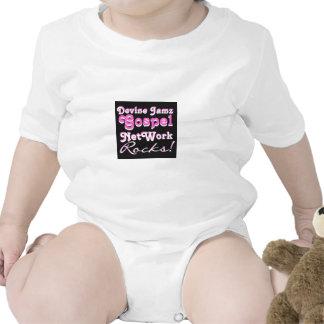 Devine Jamz Gospel Network Rules! Tee Shirts
