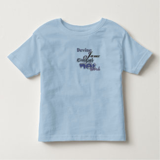 Devine Jamz Gospel Network Toddler T-shirt