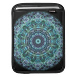 devine mandala iPad sleeves