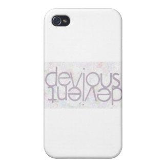 DEVIOUS DEVIENT iPhone 4 CASES