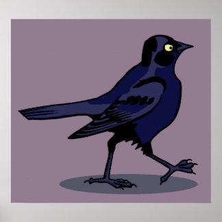 Devious Little Blackbird Poster