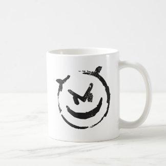 Devious Classic White Coffee Mug
