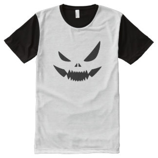 Devious Smile All-Over-Print Shirt