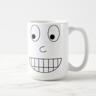 Devious Smile Coffee Mug