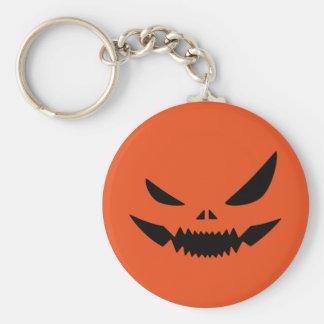 Devious Smile Keychain