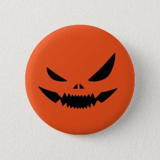 Devious Smile Pinback Button