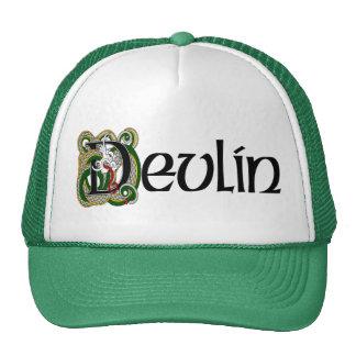 Devlin Celtic Dragon Cap Trucker Hat